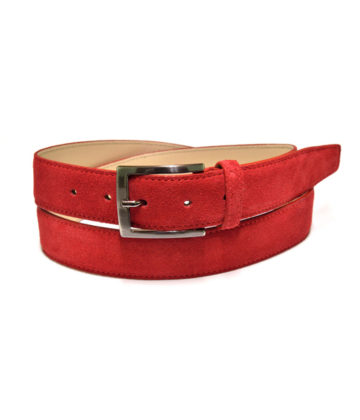 cintura moda made in italy uomo classico