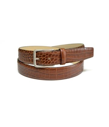 cintura uomo elegante moda made in italy