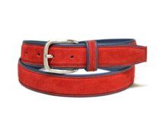 produzione cinture moda made in italy cintura uomo sportiva handmade leather belts production