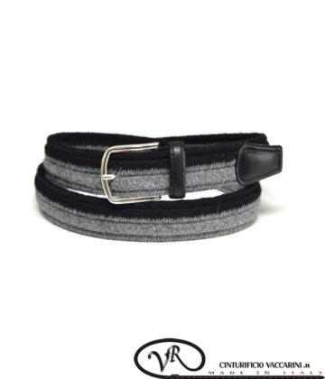 cintura intreccio elastico made in italy produzione artigianale cinturificio vaccarini
